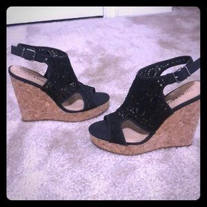 New! Lucky Brand Wedges
